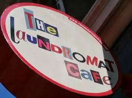 The Laundromat Cafe. Great place for breakfast. Good shopping area.