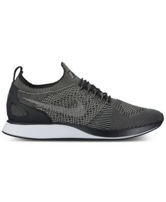 best loved 6a8b9 e82a6 Nike Men s Air Zoom Mariah Flyknit Racer Running Sneakers from Finish Line  - Black 12