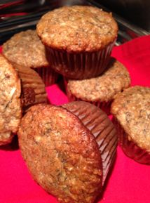 This is a kid-friendly variation of the ever popular banana muffins that are great for snacks or part of a healthy breakfast: http://www.healthstandnutrition.com/big-batch-coconut-banana-muffins/