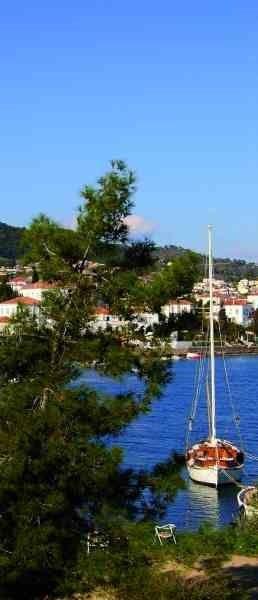 Spetses Island (Saronic), Greece
