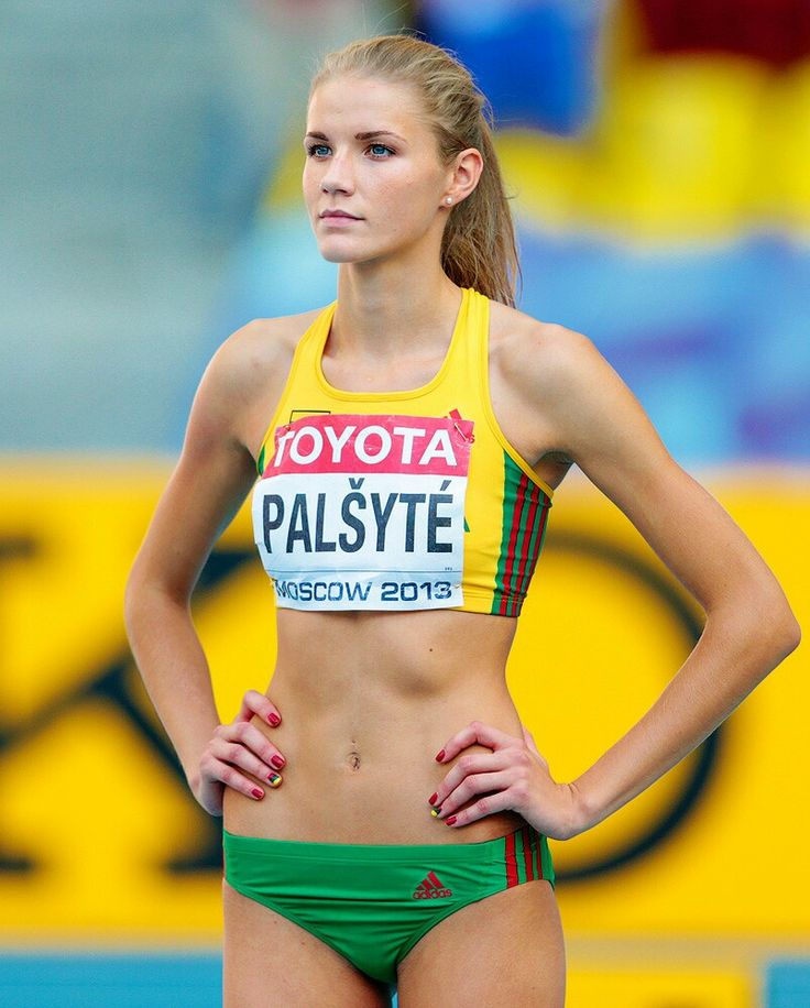 Airine Palsyte - Lithuania - High Jump
