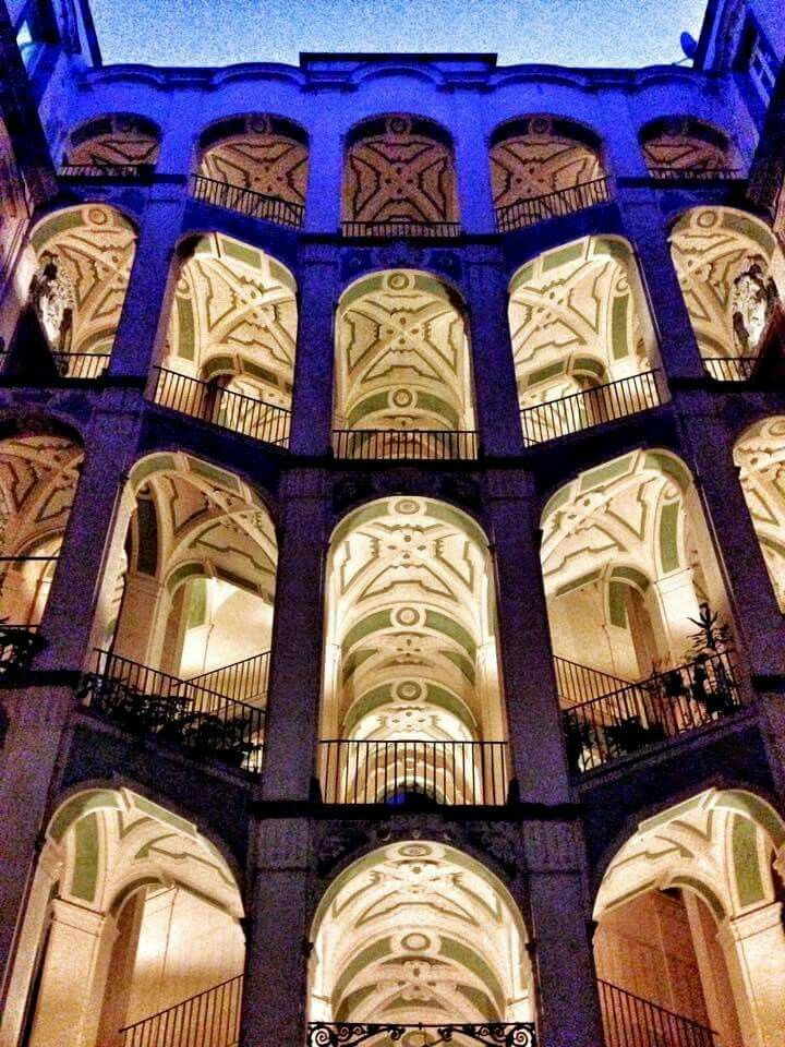 Palazzo detto dello Spagnuolo, Napoli