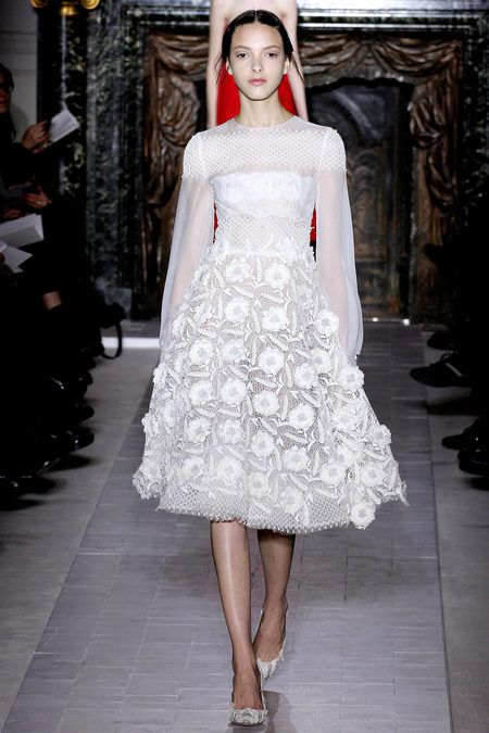 More Valentino.  Love this entire collection.  Wish I could pin it all at once.