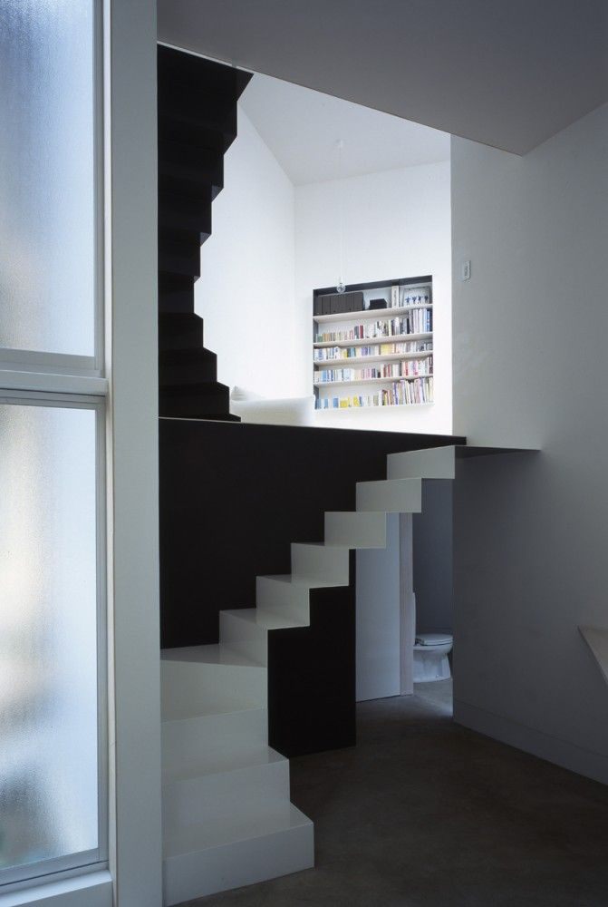 W Window House / Alphaville Architects.