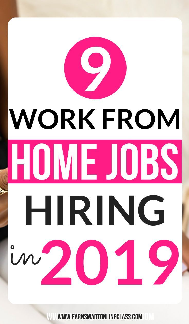 Latest Work At Home Job Leads Work From Home Companies Work
