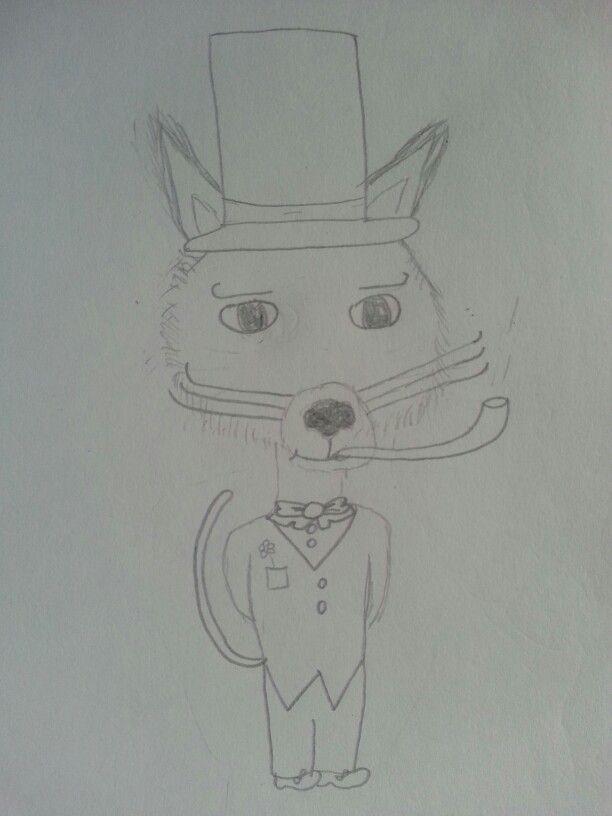 Fox by Emily Christensen