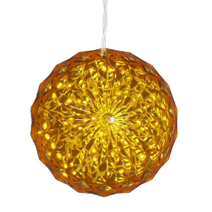 Crystal Balls 30 Light LED Novelty Light