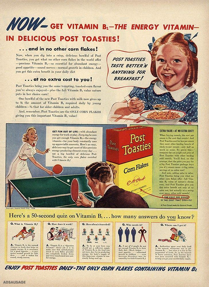 Post Toasties Corf Flakes