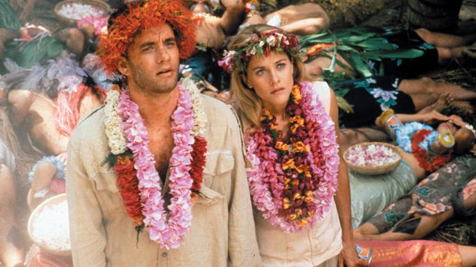 "Tom Hanks & Meg Ryan- in "" Joe Versus The Volcano"" plus any other movie they ever starred in together but this one is my favorite. Its an unknown classic but its really funny and they are great together"