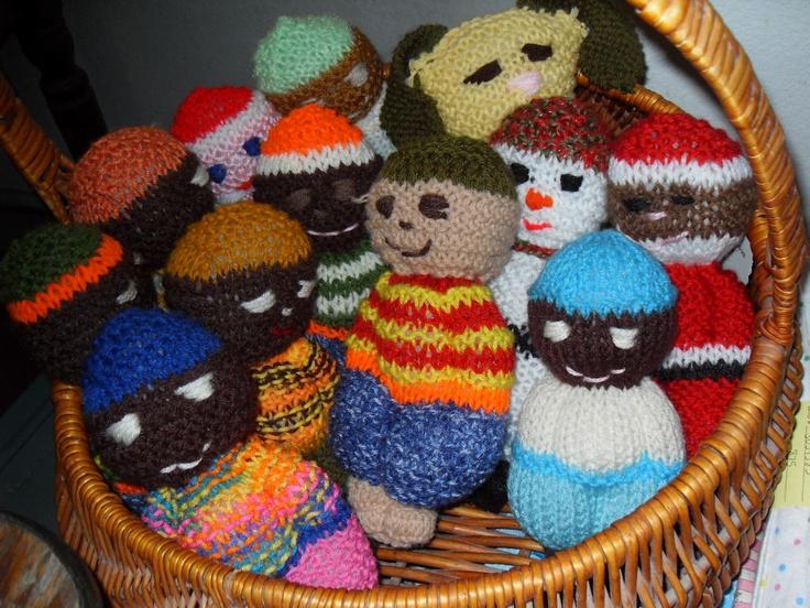 50 best images about loom knit comfort dolls on Pinterest ...