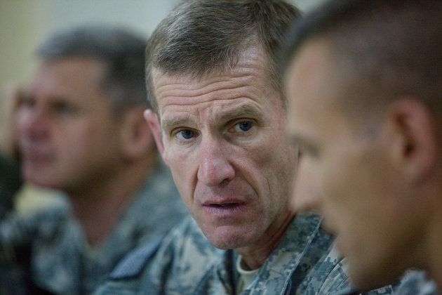 Stanley McChrystal Calls Picking Military Spending Over PBS 'A False Choice' | The Huffington Post