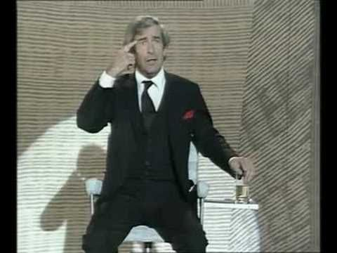 Dave Allen's thoughts about Adam and Eve.  I hope this guy reincarnates.He was terrific