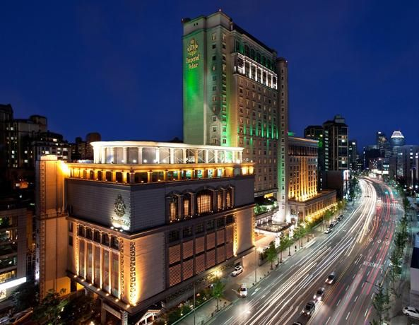 OopsnewsHotels - Imperial Palace Seoul. Imperial Palace Seoul is located under a 10-minute stroll from Gangnam-gu Office Station Subway Station (Line 7) and offers air conditioned rooms with a hydromassage shower, a coffee maker and a hydro-massage bathtub. It is also moments from Seoul's popular attractions and landmarks.