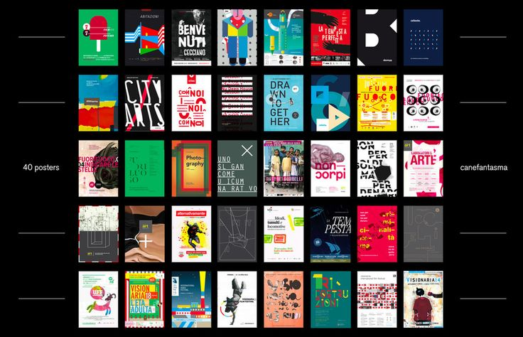 Manes Design. Graphic Design, Art & Love. Cambridge + London,Uk - 40 posters
