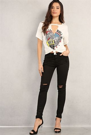 Jeans | Shop at Papaya Clothing
