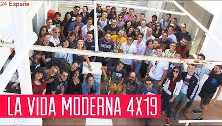 La Vida Moderna 4x19...es solicitar una beca Erasmus a Cataluña