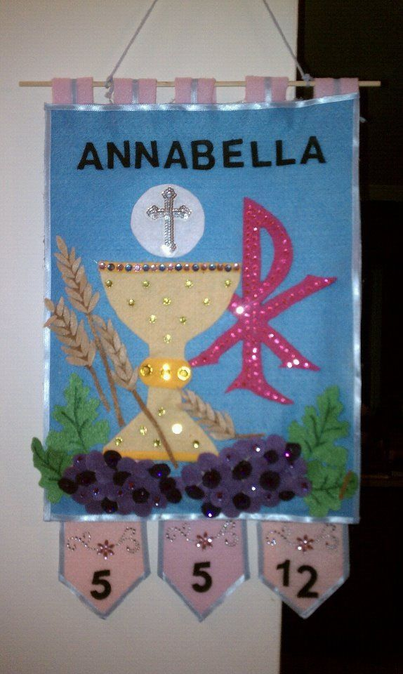 Communion Banner