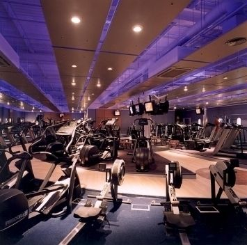 168 Best Gym Interiors Images On Pinterest Gym Interior Exercise Rooms And Gym