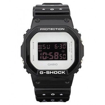 Ltd edition Medicom Toy x Casio G-Shock DW-5600MT-1JR $289