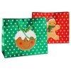 Christmas Wrapping   Poundland