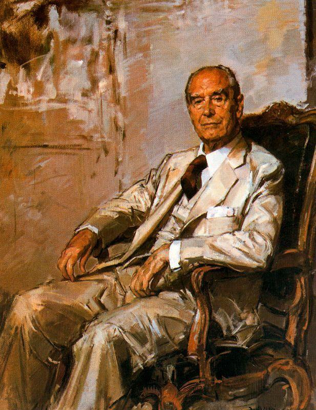 Ricardo Macarrón. (Madrid, 1926 - Riaza, Segovia, 2004