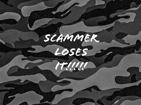 This scammer got super mad : u/DingDongChong18