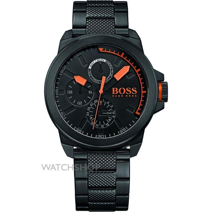 Mens Hugo Boss Orange Watch 1513157