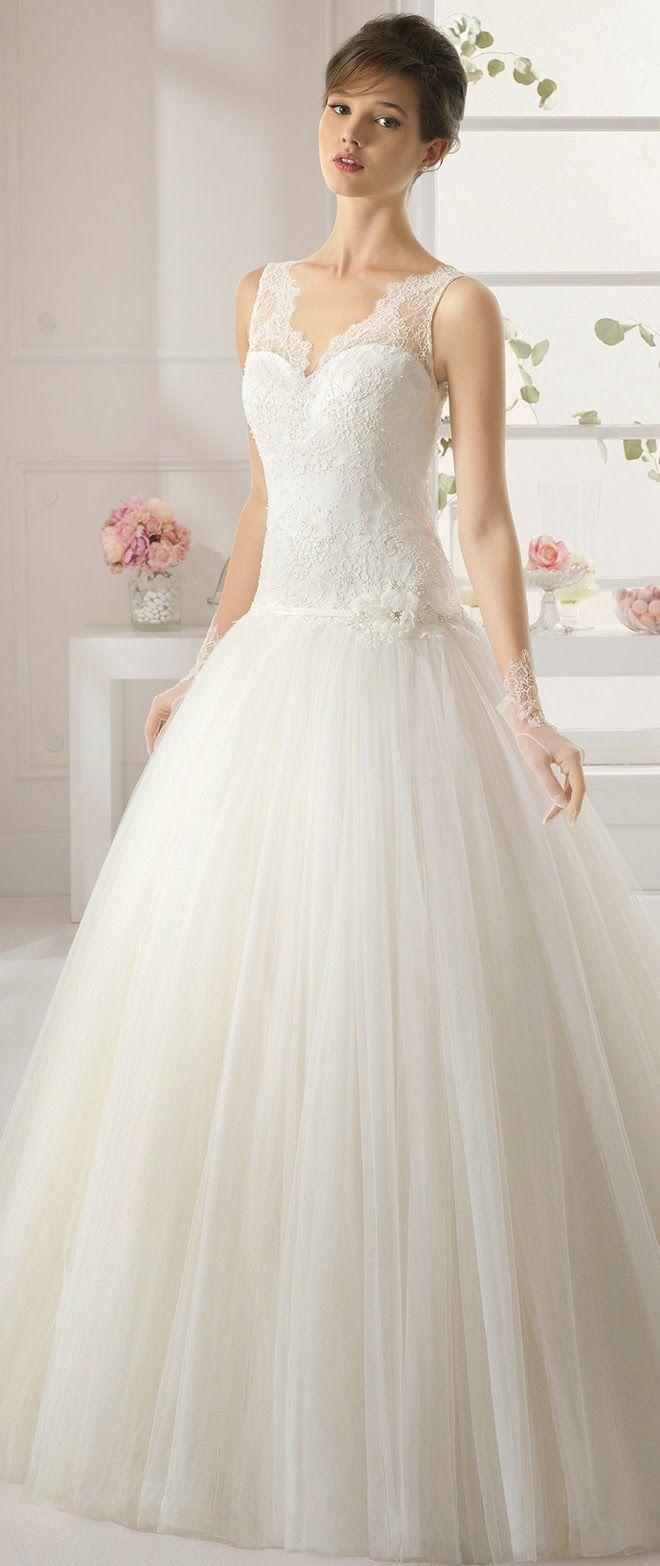 39 besten Hochzeitskleid Bilder auf Pinterest | Hochzeitskleid ...