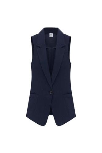 Cheap/chic: Sleeveless Blazer, Mel Style, Style Directori, Suits Style, Closet, Style Vest, S H Edonist Style
