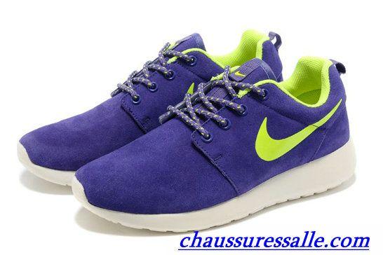 Vendre Pas Cher Chaussures nike roshe run id Femme F0005 En Ligne.
