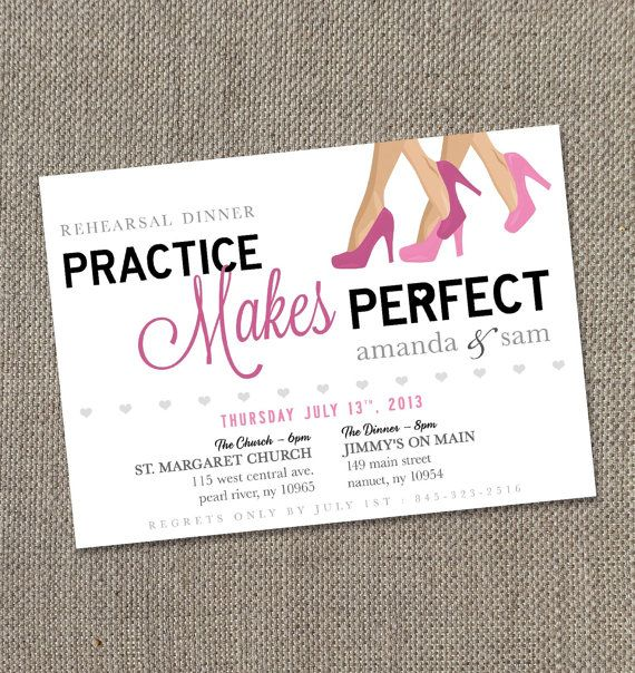 51 best wedding invitations images on pinterest wedding stationery this rehearsal dinner invite is the definition of cute lesbian rehearsaldinner stopboris Gallery
