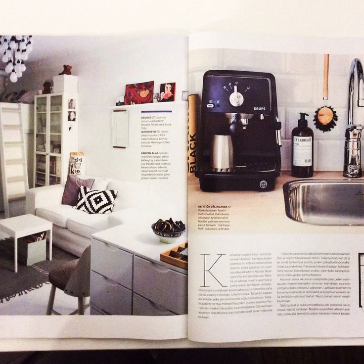 My design at Deko magazine Finland @Natalia Ritari works