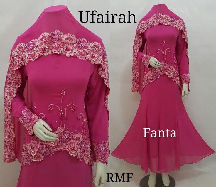 Muslim Dress - Muslim Wedding Dress - Abaya Maxi Dress - Moroccan Kaftan - Dubai Kaftan - Fancy Abaya - Kaftan dress - Ufairah Dress by Mustikacollection on Etsy