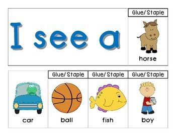 EDMARK SIGHT WORD FLIP BOOK (LESSONS 1-21) - TeachersPayTeachers.com