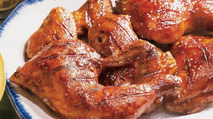 Oh, honey! You've just met sweet, finger-lickin' chicken.