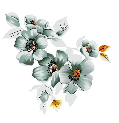 easy watercolor patterns - Google Search