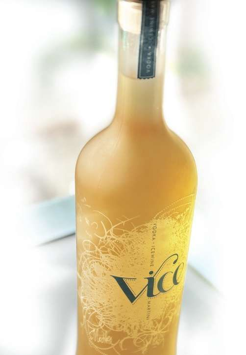 Single-Pour Niagara Vice Fuses Vodka and Dessert Wine #drinking trendhunter.com