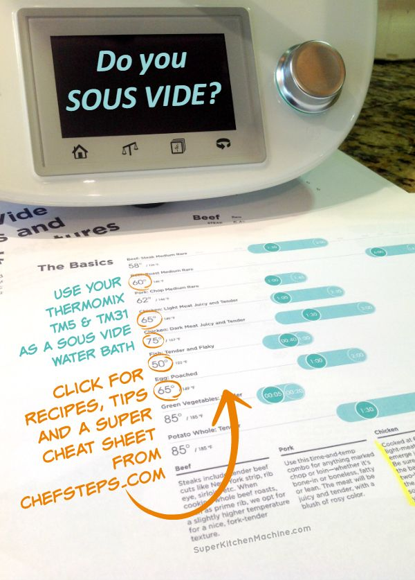 free tool-tip for adventurous #Thermomix TM5 & TM31 owners