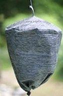 Waspinator, vogelverschrikker voor wespen,