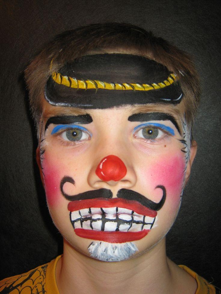 22 best images about nutcracker face paint ideas on
