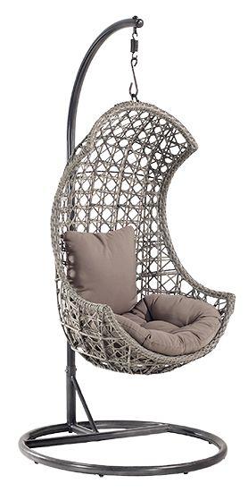 les 25 meilleures id es de la cat gorie chaise suspendue sur pinterest chaises suspendues. Black Bedroom Furniture Sets. Home Design Ideas