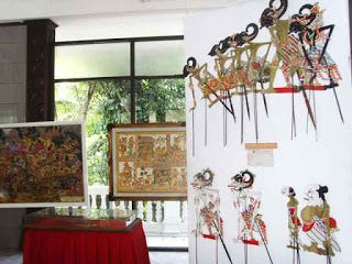 Indonesian wayang museum - 12 Beautiful tourist attractions in the Wonogiri regency