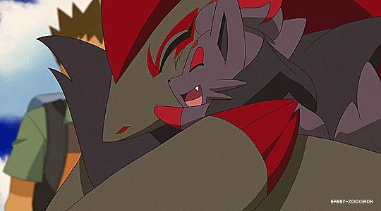 Zorua And Zoroark Pokemon Pinterest Pok 233 Mon Eevee Evolutions And Video Games