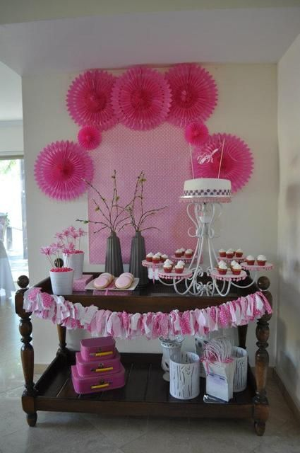 """Photo 3 of 27: Sugar and Spice / Baby Shower/Sip & See """"Katia's Sugar & Spice Baby Shower"""" 