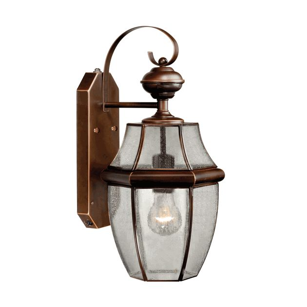 Hamlet Smart Light Outdoor Wall Lamp - OVERSTOCK