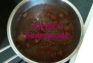 Eirini's homemade: Σοκολατόπιτα