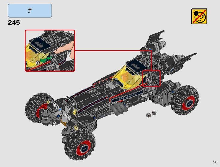 49 best lego images on Pinterest | Lego instructions, Lego sets and ...
