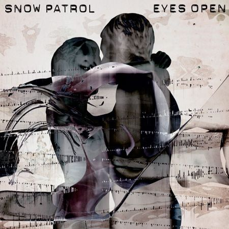 Snow Patrol CD Cover design