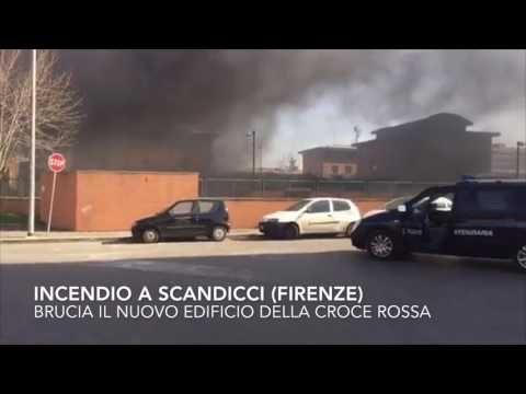 Spazio Informazione Libera: Scandicci (Firenze) Brucia il nuovo edificio della...