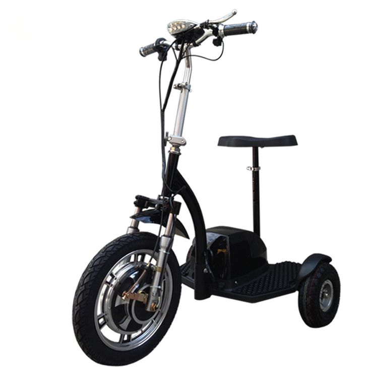500w 3 wheel zappy electric scooter Lowest Price China Unicycle CE RoHS 3 Wheel Wheelbarrow Parts